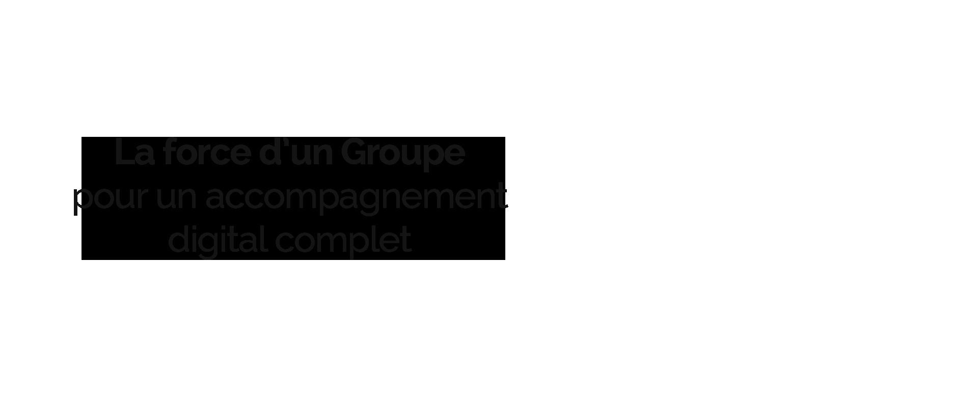 Progys - la force d'un Groupe pour un accompagnement digitale complet