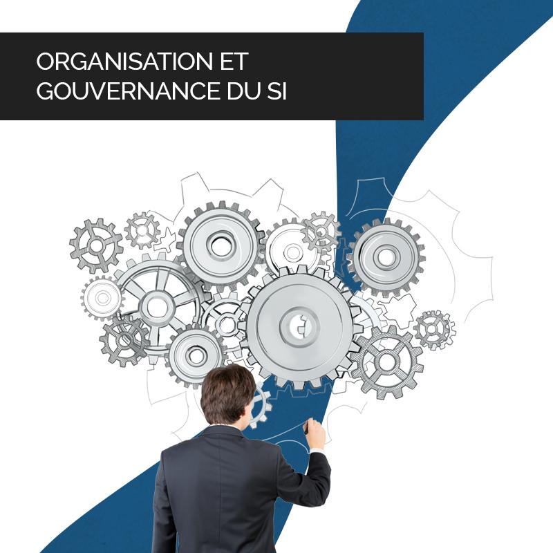 Progys - organisation et gouvernance du système d'information informatique