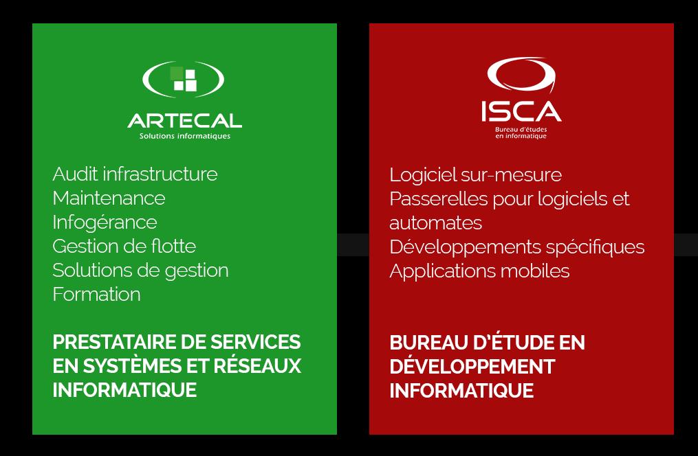 schema-atout ISCA ARTECAL